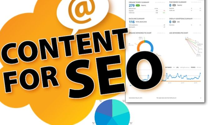 Importance of Content Writing in SEO